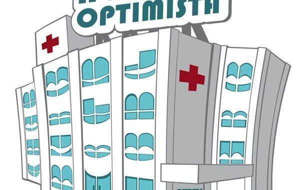 Entrega de los galardones Hospital Optimista