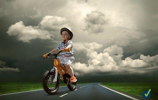 Los niños gallegos aprenden seguridad vial