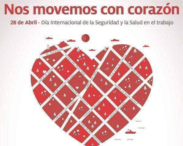 Nos movemos con el corazón