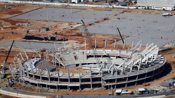 Suspenden obras para los juegos olímpicos por falta de medidas de seguridad