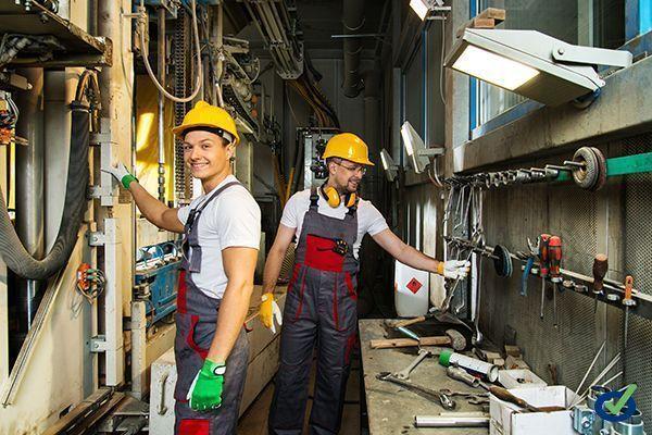 trabajadores prevención de riesgos laborales