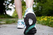 Un secreto saludable: Dos minutos de caminata por hora