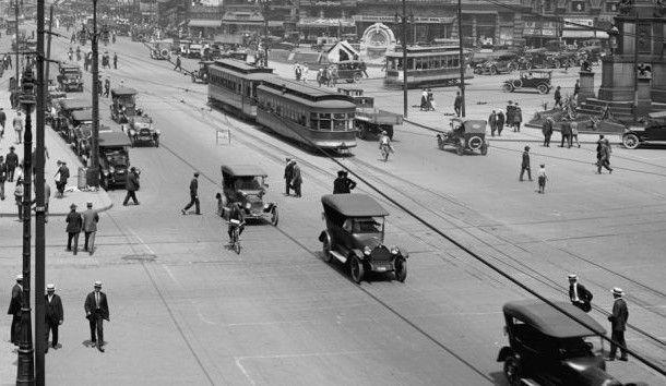 Así eran las campañas de seguridad vial en 1948