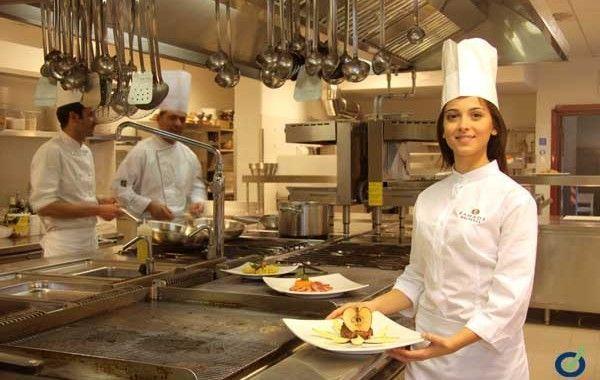 Riesgos laborales cocinero