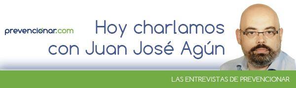 Hoy charlamos con Juan José Agún