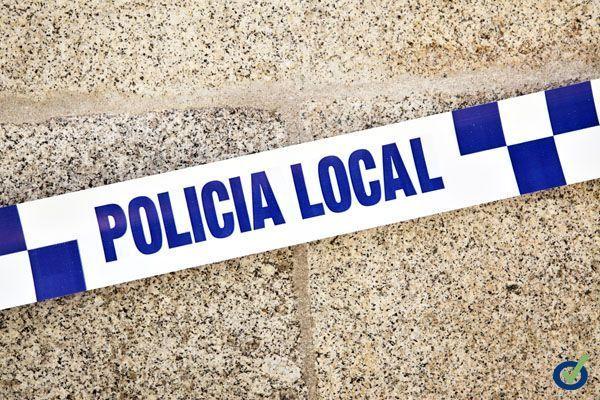 Guía: Prevención de Riesgos Laborales en la Policía Local