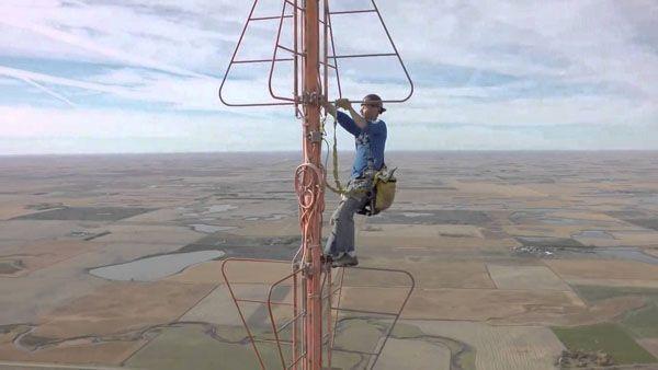 ¿El trabajo más peligroso del mundo?