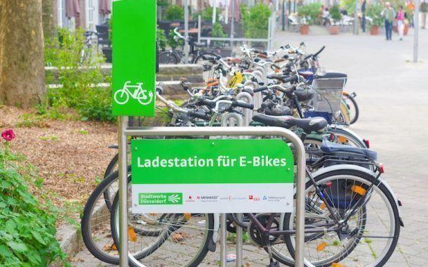 La moda de las bicicletas eléctricas llega a Europa