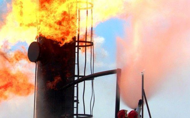 ILUNION Seguridad forma a los bomberos de la Diputación de Castellón