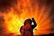 Bomberos: Exposición a humos tóxicos principal riesgo para su salud