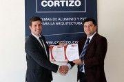 Cortizo se certifica en OHSAS 18001