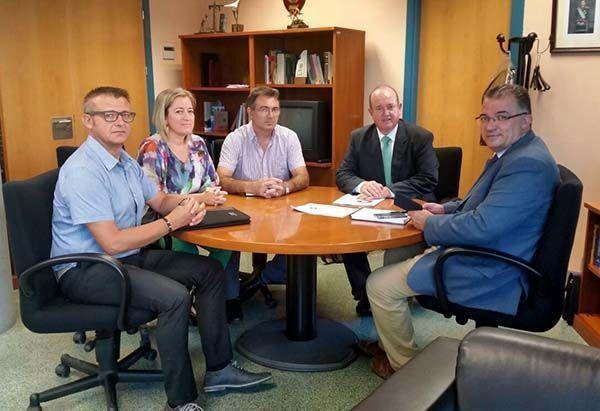 ASPRAMUR se reúne con el Director General de Relaciones Laborales