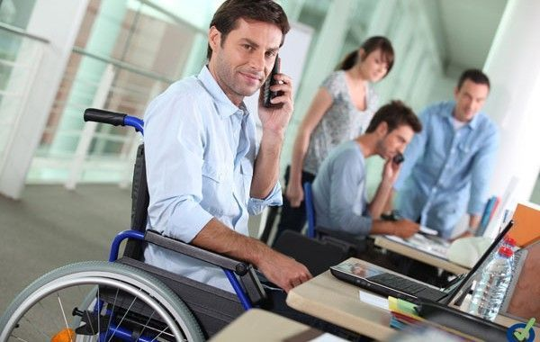 Piden adecuar los planes de prevención de riesgos laborales a las personas con discapacidad