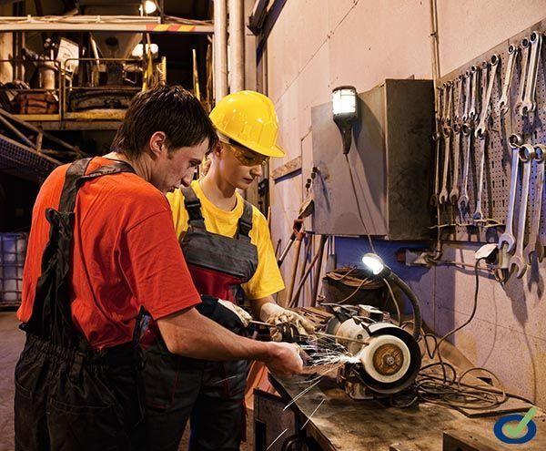 El atrapamiento en máquinas, una de las principales causas de accidentabilidad en los trabajadores
