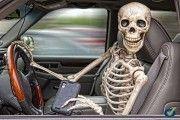 La presión por llamadas de trabajo aumenta el riesgo de accidente de tráfico