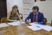 umivale y Serprecova firman un convenio de colaboración