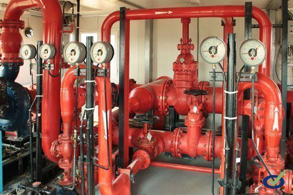 Toda la normativa sobre Instalaciones de protección de incendios