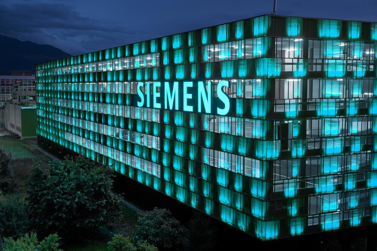 Siemens será 'compañía cero emisiones' en 2030