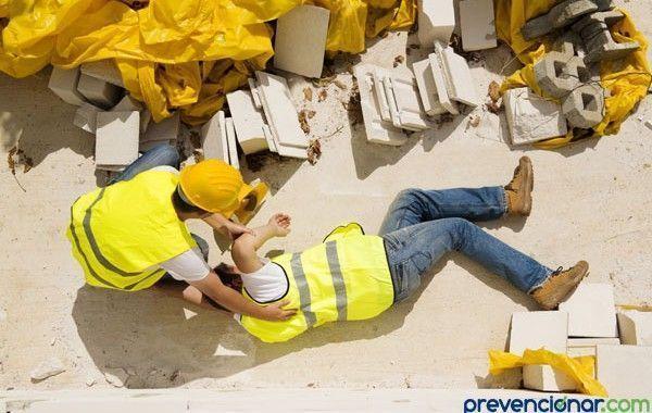 Declaración institucional con motivo de un accidente laboral