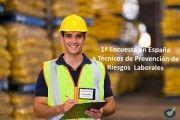 1ª Encuesta en España a Técnicos de Prevención de Riesgos Laborales (resultados)