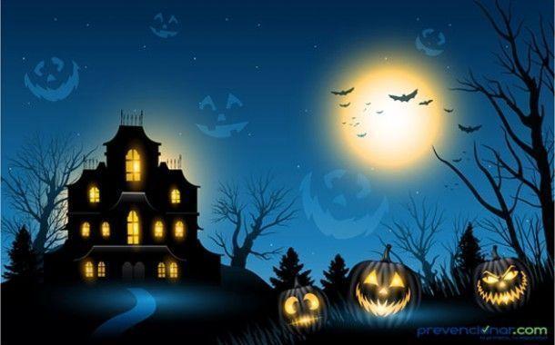 Imágenes y videos que causan terror: Halloween