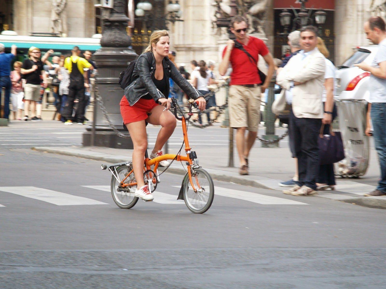 Los franceses que vayan al trabajo en bici cobrarán 25 céntimos por kilómetro