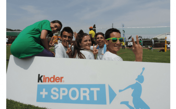 Kinder colaboradora con Fundación Prevent en el ámbito del deporte adaptado