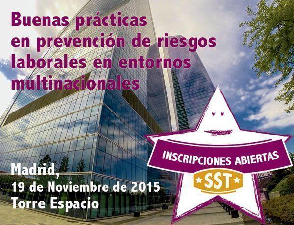 2ª edición del Forum de Excelencia Preventiva: Buenas prácticas en PRL en entornos multinacionales