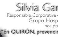 En QUIRÓN, prevención SALUDable