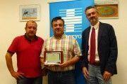 DHL, finalista en la III Edición de los Premios Asepeyo