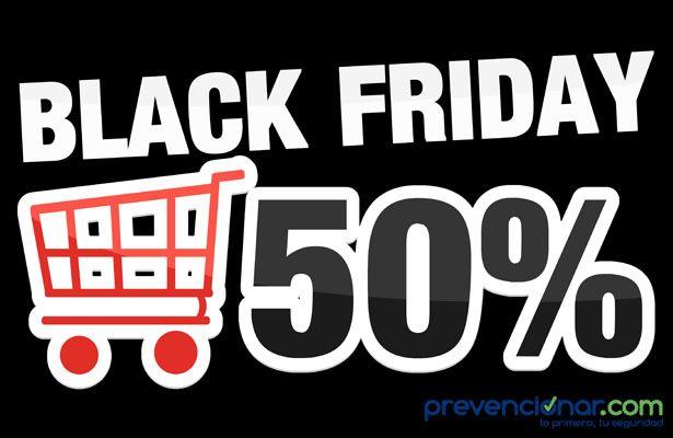 Black Friday en Prevencionar