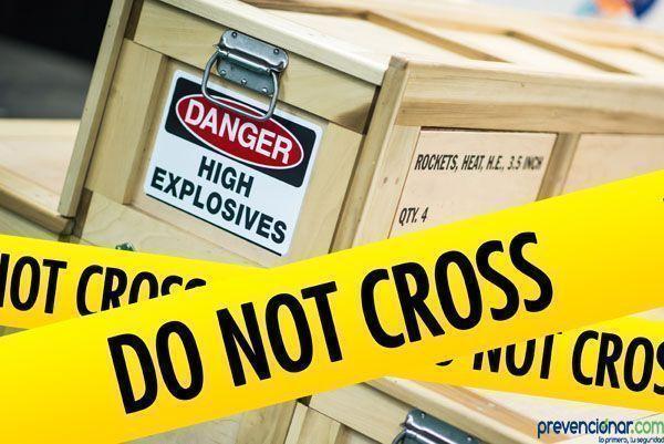 Nuevo Reglamento de Explosivos