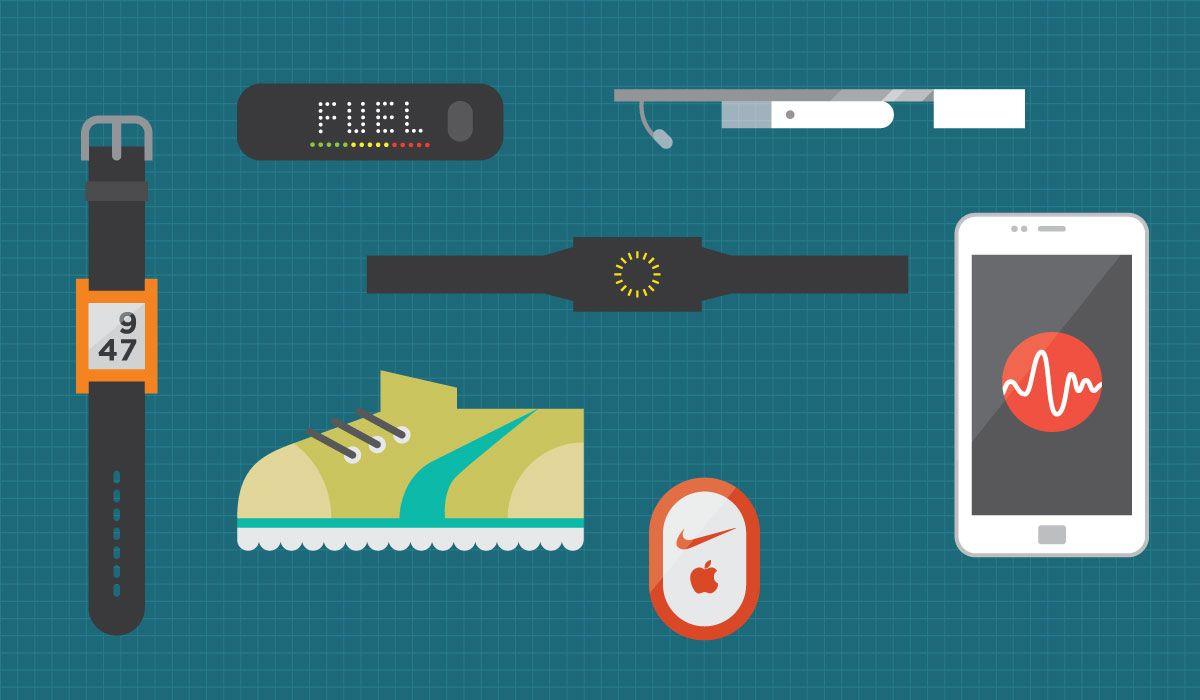 Los wearables se cuelan en la empresa saludable