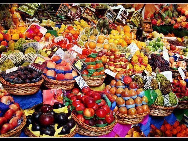 Una historia de cestos y frutas…… ¿podridas?