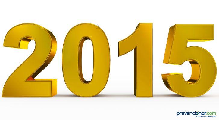 Resumen legislativo de 2015 en Prevención de Riesgos Laborales