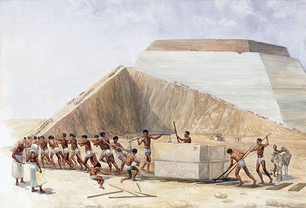 Egipto es una de las civilizaciones del mundo antiguo que ha tenido destacables innovaciones en materia de seguridad y salud ocupacional.