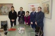 Dirección Humana firma un convenio con la Universidad de Murcia