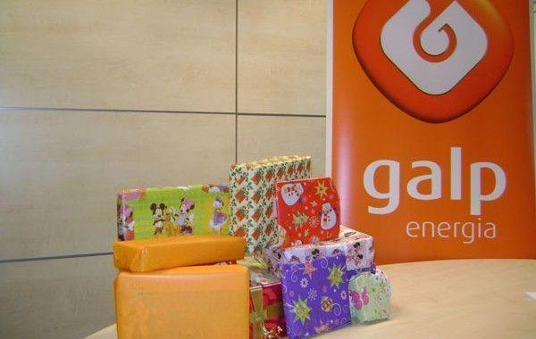 Galp Energía, comprometida por una navidad solidaria con mensajeros de la paz