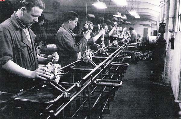 La salud ocupacional pasaría por un periodo de latencia hasta finales del siglo XIX.