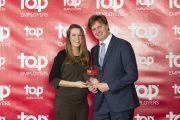 Schindler certificada por noveno año consecutivo como Top Employer