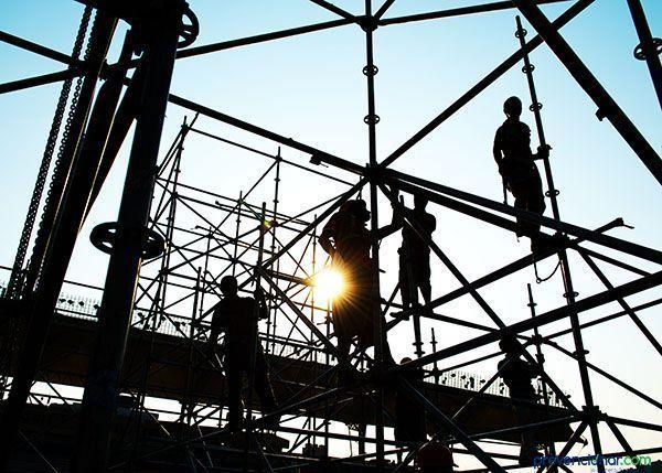 Modificación de la regulación de la tarjeta profesional de la construcción