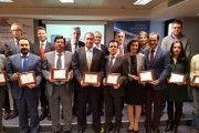 Finalistas en la IV Edición de los Premios Asepeyo