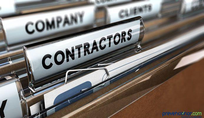 La existencia de una serie de subcontratas amplía el concepto de empresario y por otro limitan el margen de maniobra de los empresarios