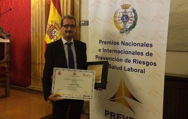 Antonio Diaz Ruiz Premio Prever 2015