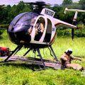 Mantenimiento Lineas Alta Tension Con Helicoptero