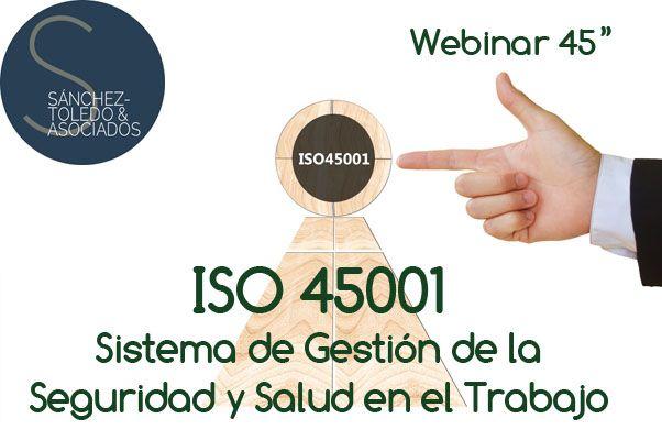 Webinar: ISO 45001