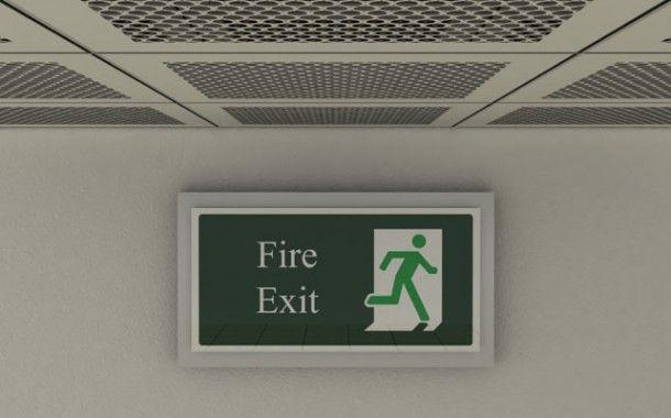 Planes de Emergencia y Evacuación en un Centro Comercial