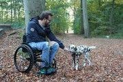 ILUNION trae a España la silla de ruedas que se adapta al usuario y cambia con él
