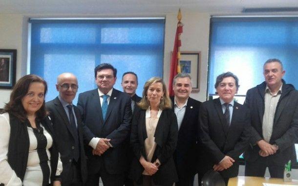 Firmado convenio de colaboración entre el INSHT y el CGPSST