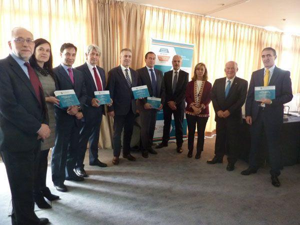 Audelco celebra su 20 aniversario con la entrega de los galardones a la Excelencia Preventiva